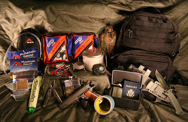 survival kit check list