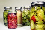 food preservation jars